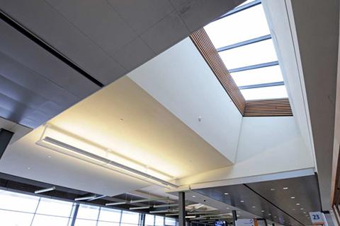 Ottawa Airport interior